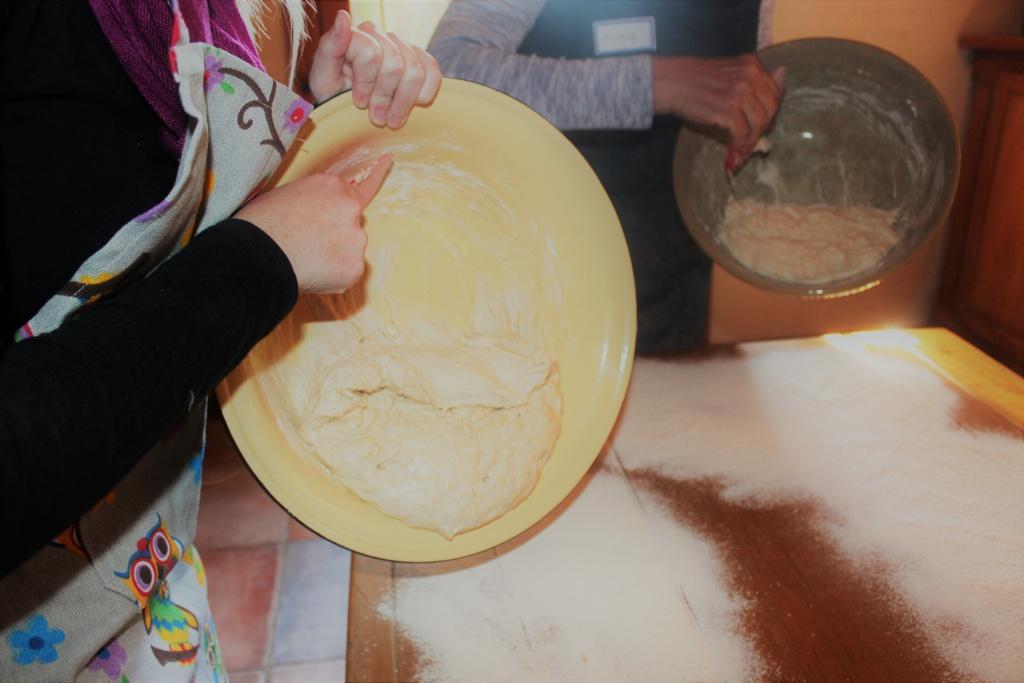 Dough looking good!