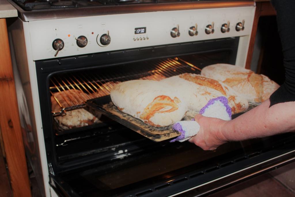 Perfect artisan breads