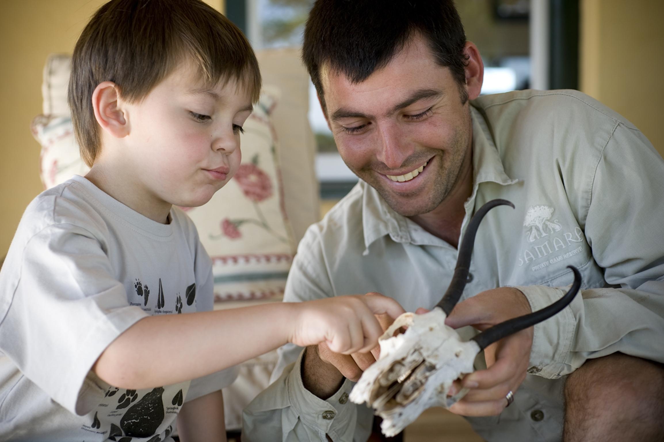 Karoo Magic - kids safari Bush Marine Tours